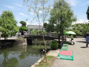 Bikan Historical Corner, Kurashiki centre