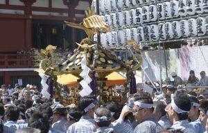 Sanjya Matsuri, Senso-ji, Asakusa
